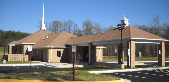 Two Rivers Baptist Church